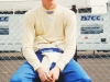 Relaxing in the Paddock at Truxton - May 1999
