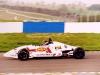 Neil pilots the RF Works Van Diemen - April 1999