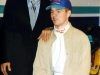 Neil meets fellow Red Bull Driver in Birmingham - 1999